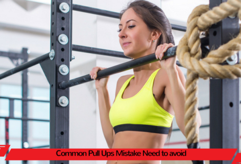 Top 6 Pull Ups Mistakes You Need to Avoid | Top pull up bar
