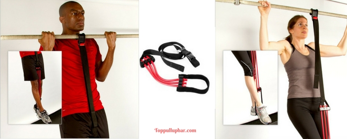 P90X Chin-up Max – Pull-up Assist Band