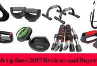 Top 10 Best Push Up Bars Reviews 2018 + Editors Pick