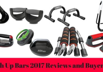 Top 10 Best Push Up Bars Reviews 2018 + Editors Pick