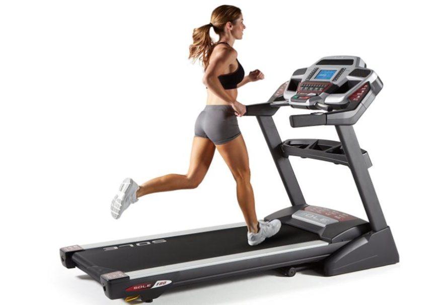 Sole Fitness F80 Folding Treadmill Review | Best treadmill 2018
