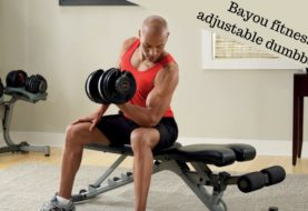 Bayou Fitness Adjustable Dumbbells Reviews | best adjustable dumbbells